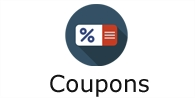 Coupons - Included