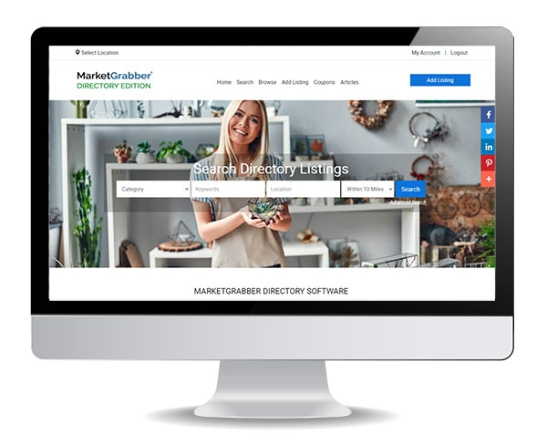 MarketGrabber® Directory Software