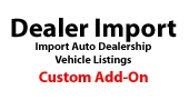 Dealer Import Add-on