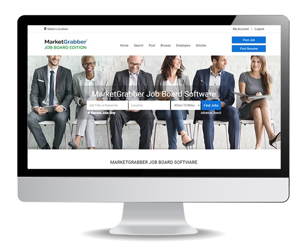 MarketGrabber® Job Board Software