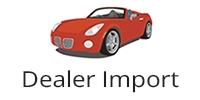 Vehicle Edition Dealer Import Custom Add-on