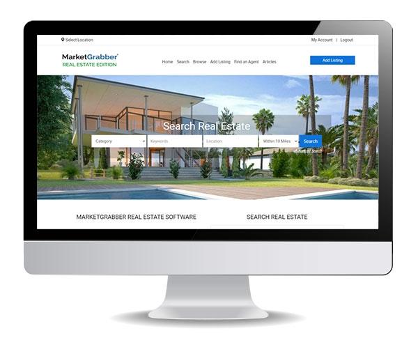 MarketGrabber Real Estate Software